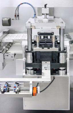 Imagen de detalle de la máquina Prima K7 de Farmo Res