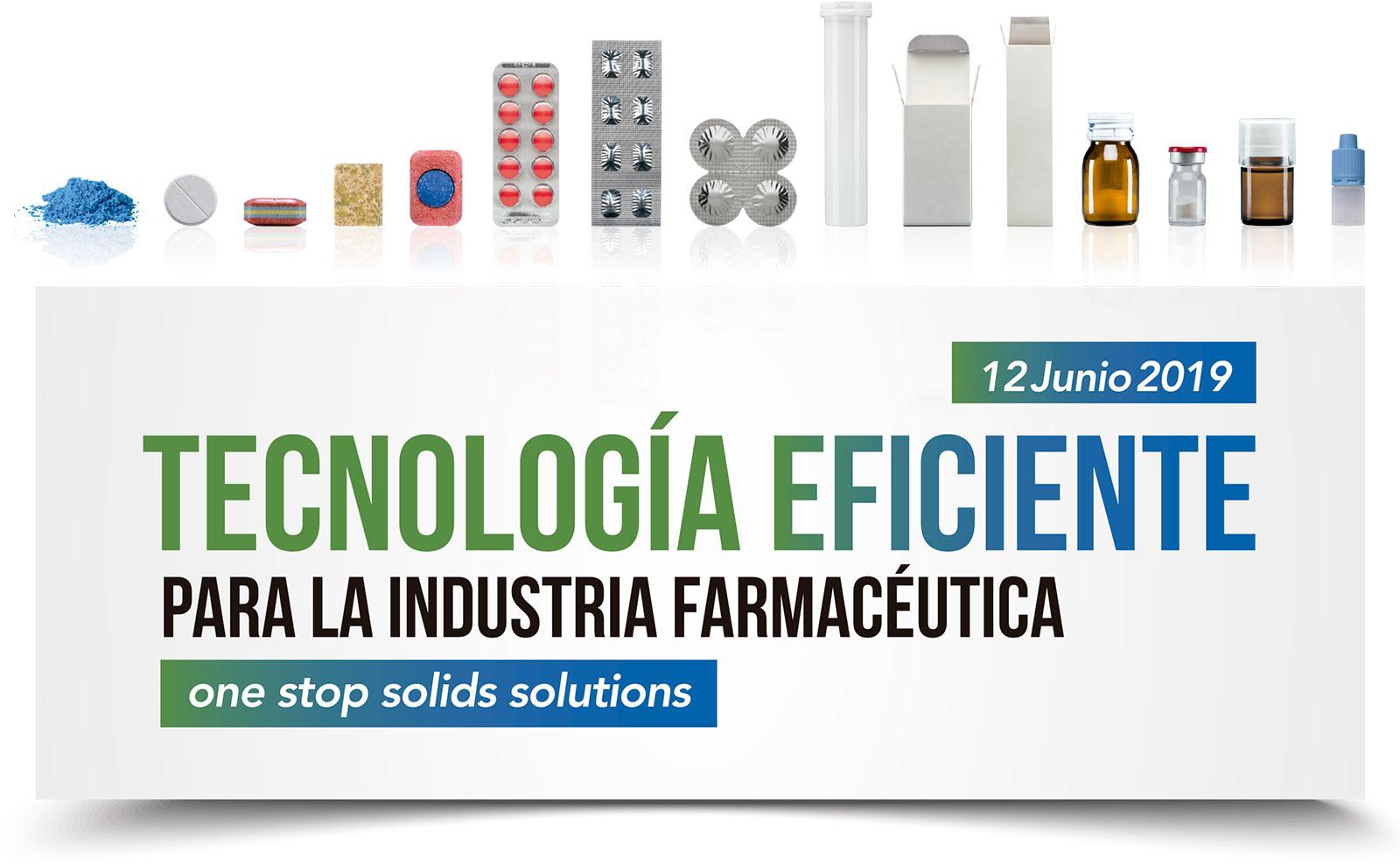 Tecnología Eficiente para la Industria Farmacéutica